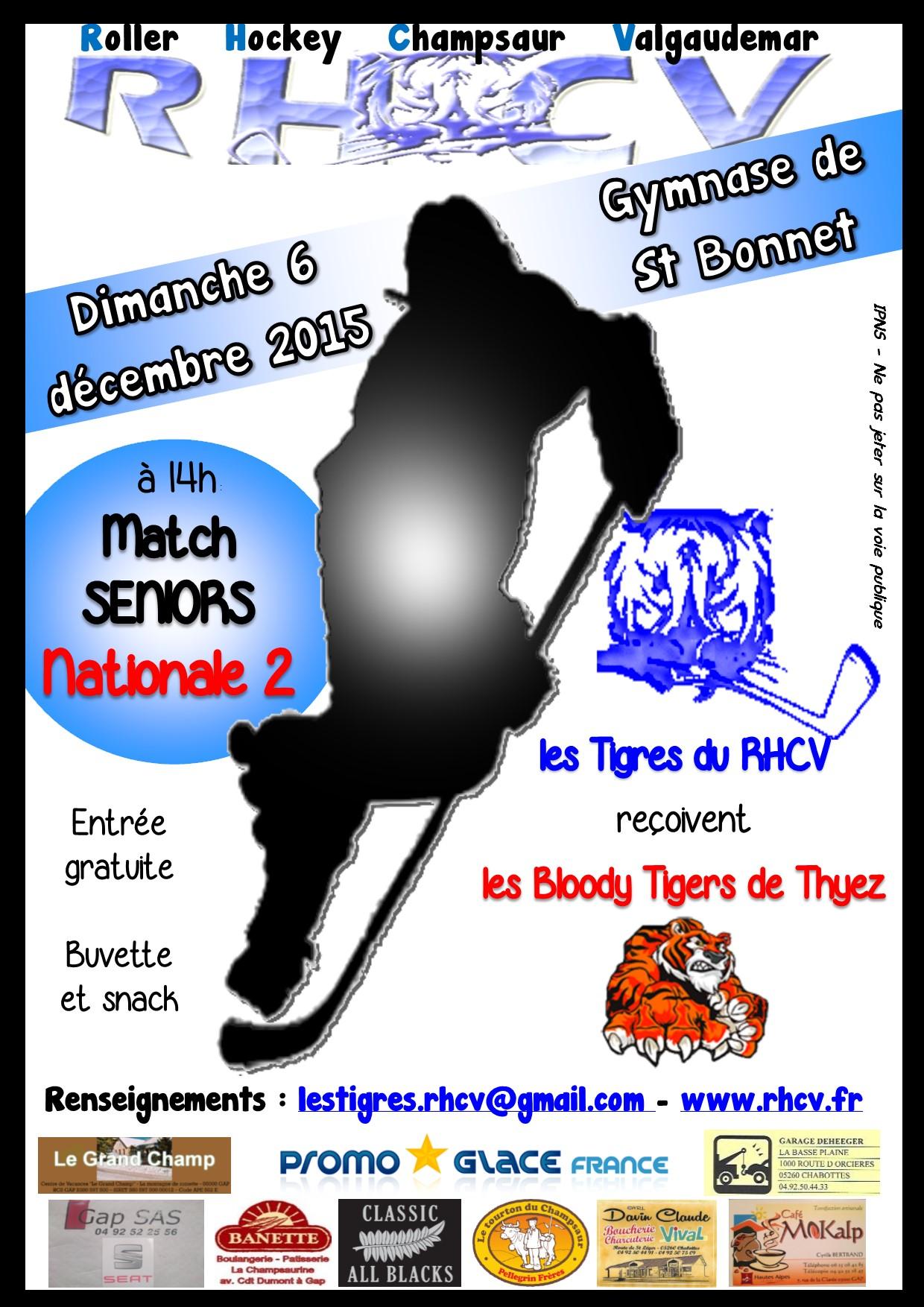 N2 - Thyez 6 décembre