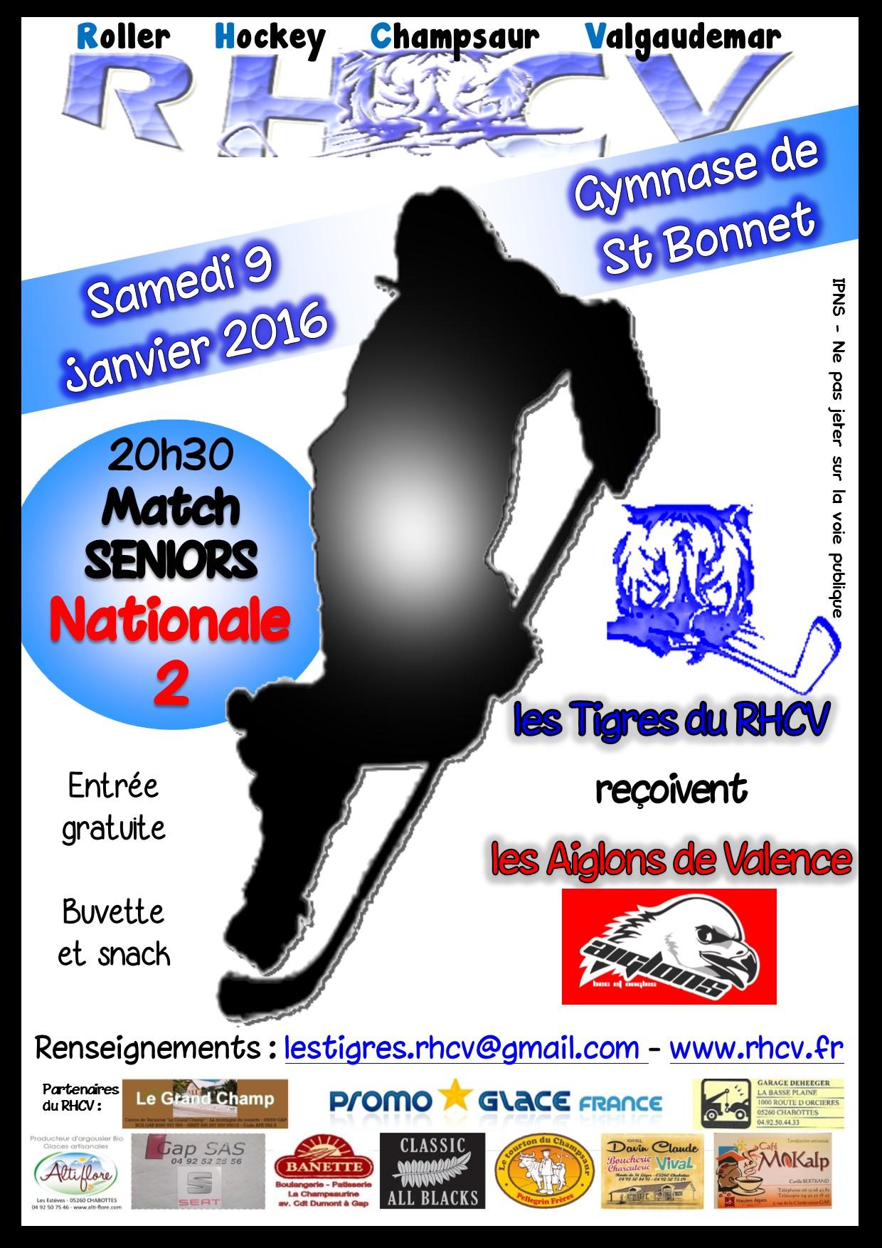 N2 - Valence 9 janvier