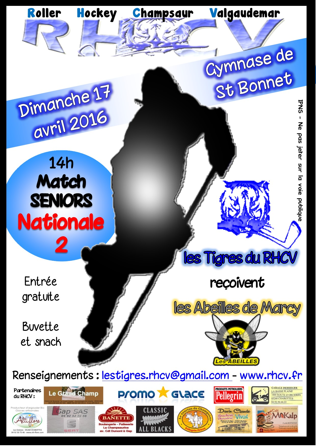 N2 - Marcy - 27 avril