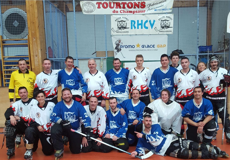 Finale régionale roller hockey2